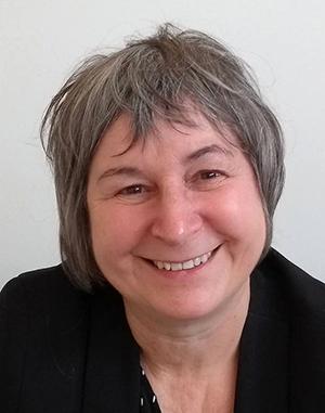 Ulla Weber M.A. og cand.it